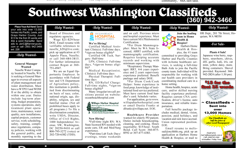 classifieds 05.22.19