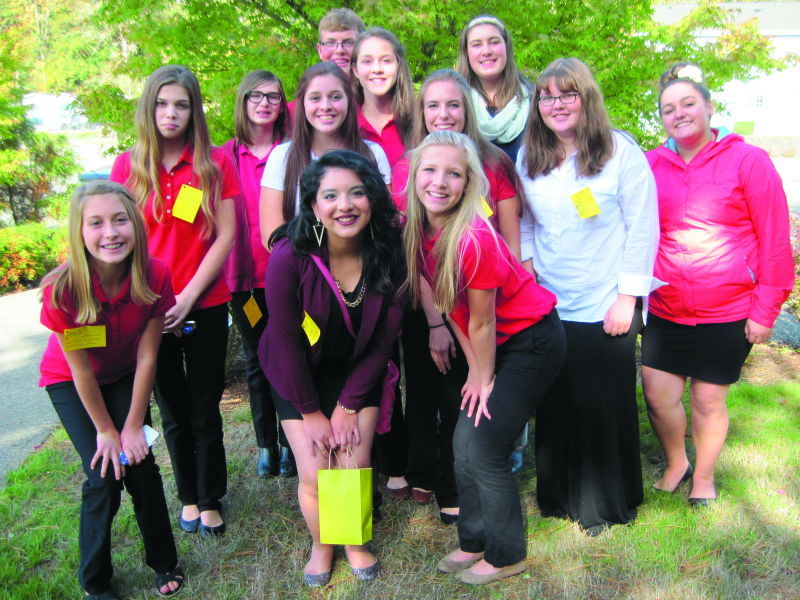 FCCLA Region 2 Fall Meeting