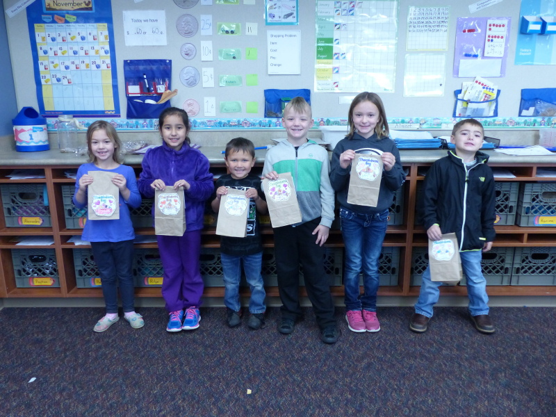 Primary Learning Walks  at Willapa Valley Elementary