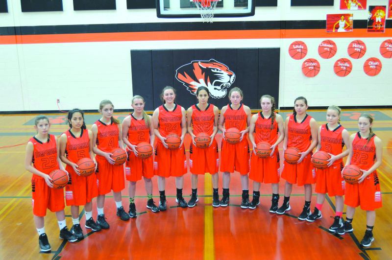 Napavine Girl's Basketball Takes Second in State