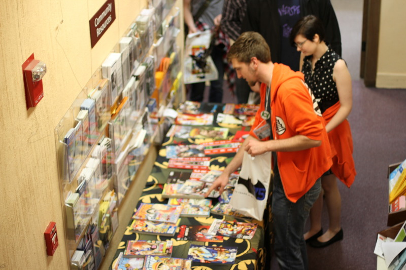 Timberland Regional Library hosts Nerd-Con