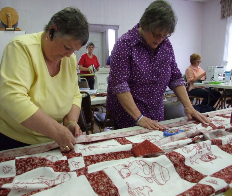 Quilt Show July 31st-Aug.1st