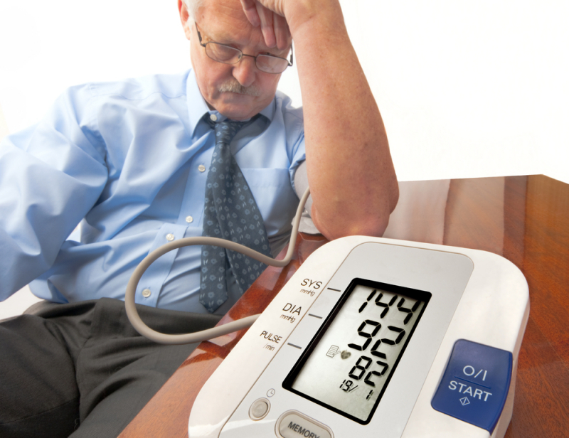 Choosing a Home Blood Pressure Monitor