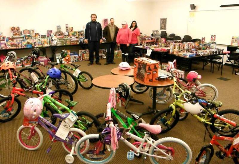 Grays Harbor College Toy Drive