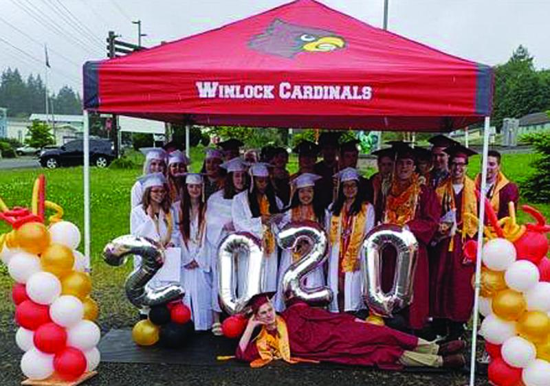 Class of 2020 graduation parades