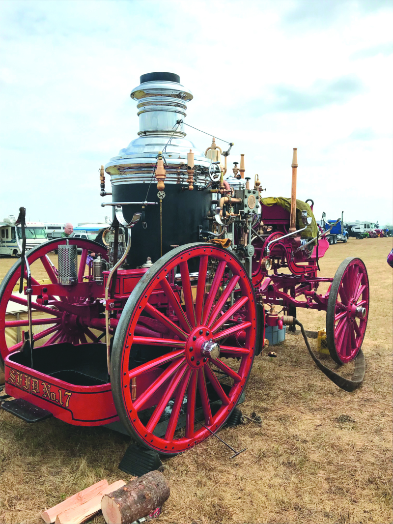 54th Threshing and Gas Show a success