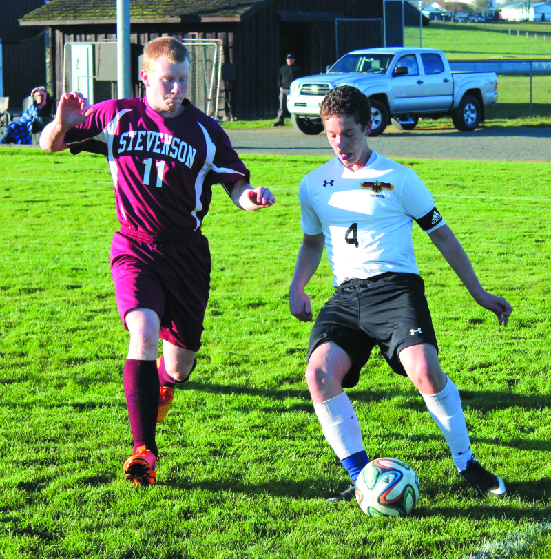 High-Powered United takes out Stevenson