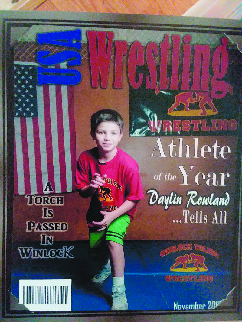 Egg Day Race benefits Youth Wrestling