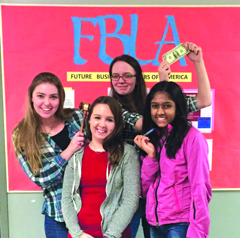 Castle Rock FBLA members headed to state comp