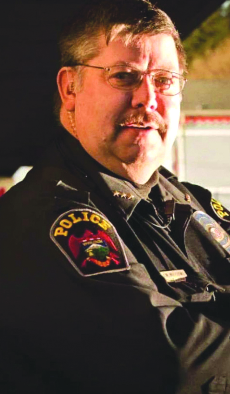 Winlock's Former Chief Police Terry Williams