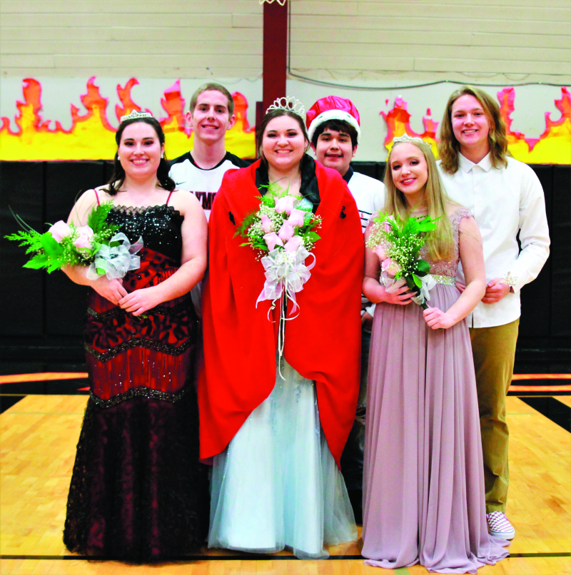 Raymond High School Court