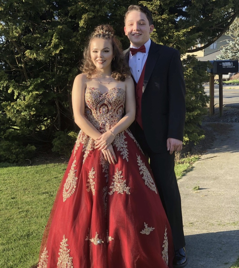 Jillian Fuss and Sam Smith