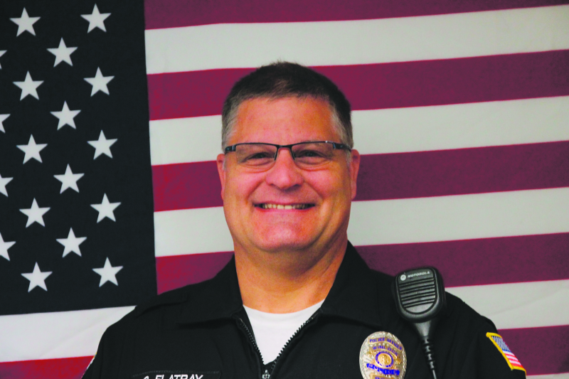 New officer for Winlock