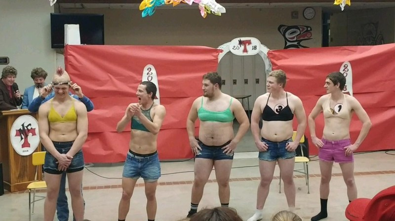Toledo HS hosts Mr. T Pageant