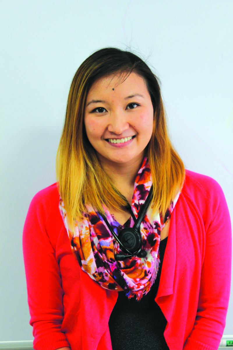 New Nurse-Practitioner at Valley View Health Center