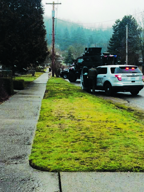 Lewis County Regional SWAT Team Arrests Three in Chehalis