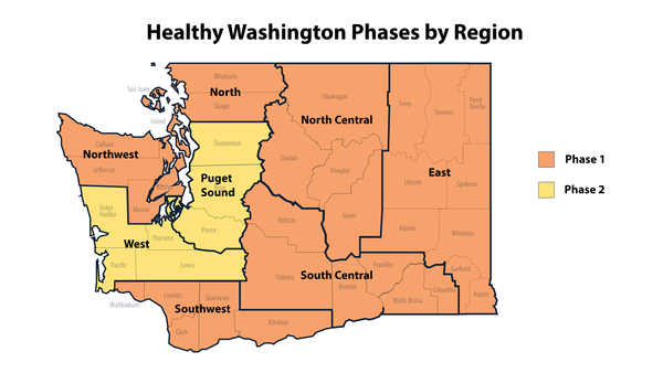 Pacific County moves into Phase 2