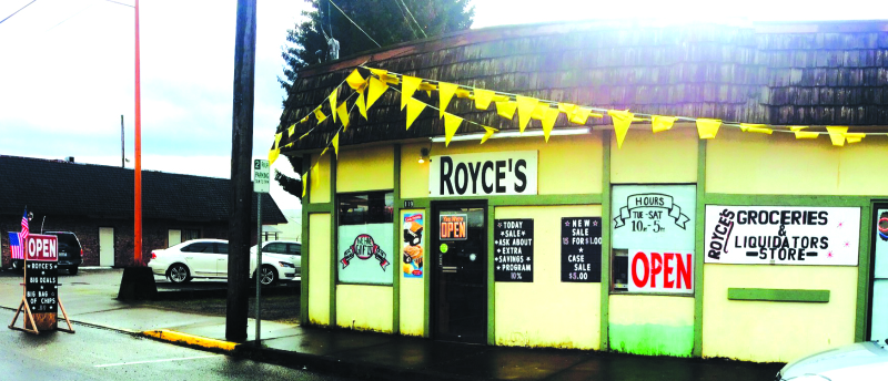 Royce's Liquidation Shop expands