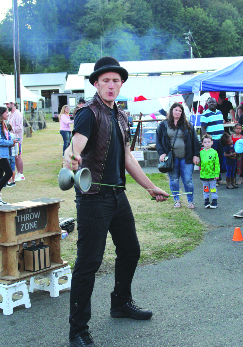 Celebrate the Pacific County Fair Thursday-Saturday
