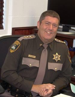 Sheriff Scott Johnson featured on BBC