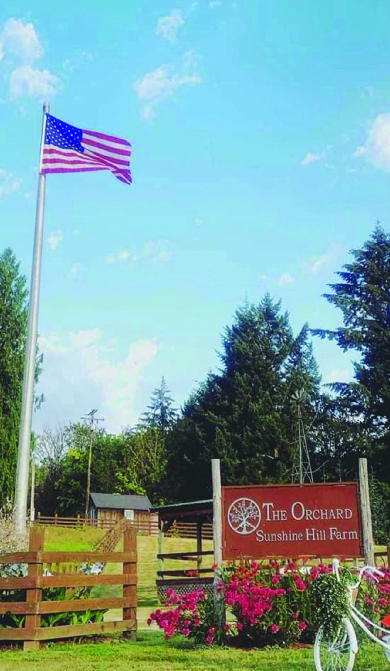 The LC Republican Party picnic is on Aug. 2, 6 pm, at The Orchard at Sunshine Hill.