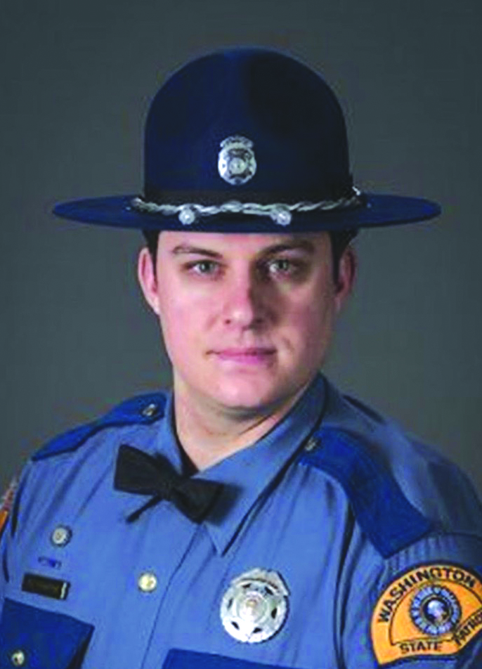 Trooper made the ultimate sacrifice
