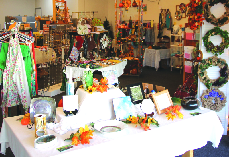 Shop local;  shop Winlock Village Gift Shop