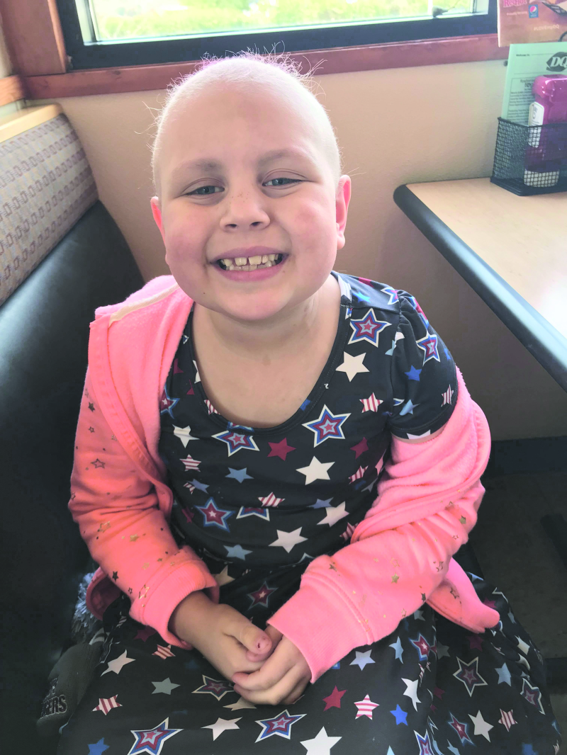 Avah's Avengers Fundraiser:Her fight against Leukemia