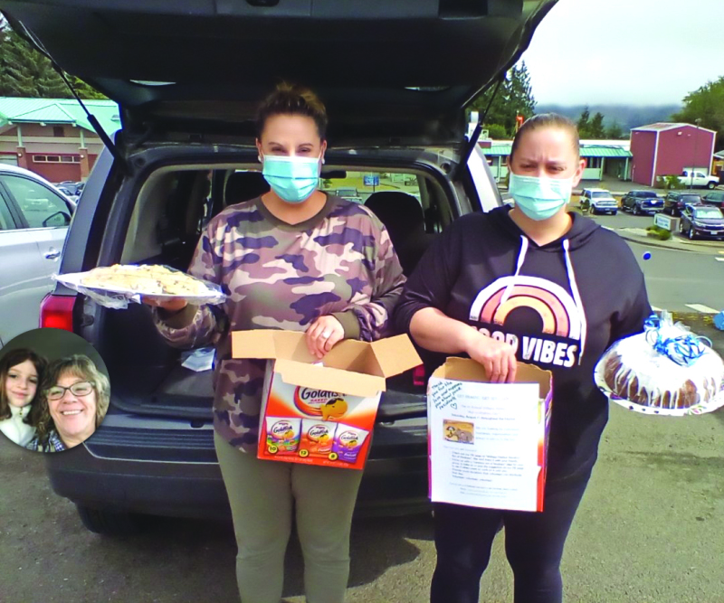 Willapa Harbor Day of Kindness off to a great start
