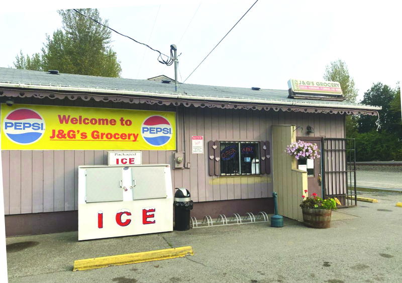 J & G's Grocery offers locals more than convenience