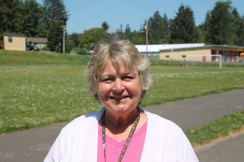 Kinnaman retiring from Winlock Elementary