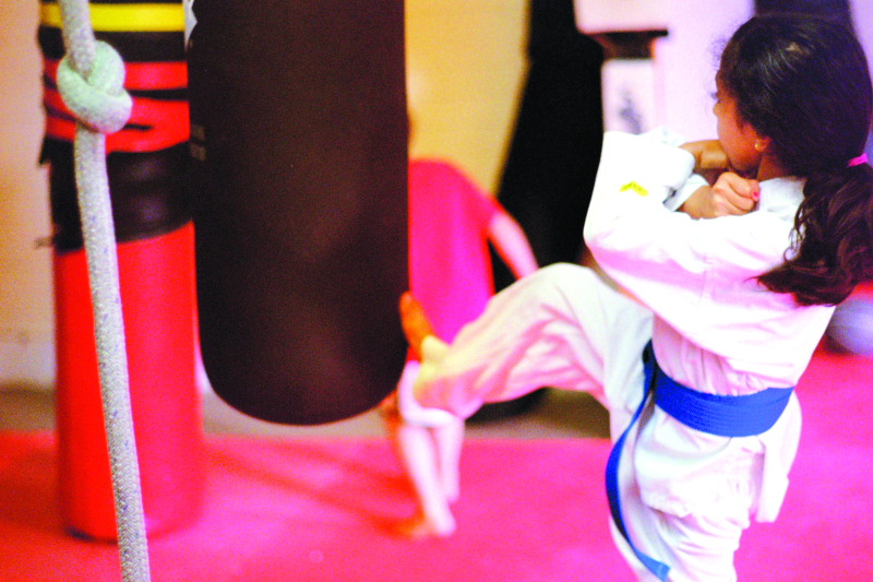 Winlock Martial Arts In Need of New Trainees