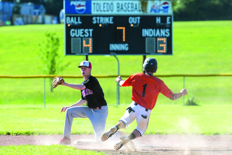 Napavine knocks off Toledo In District Playoff Baseball