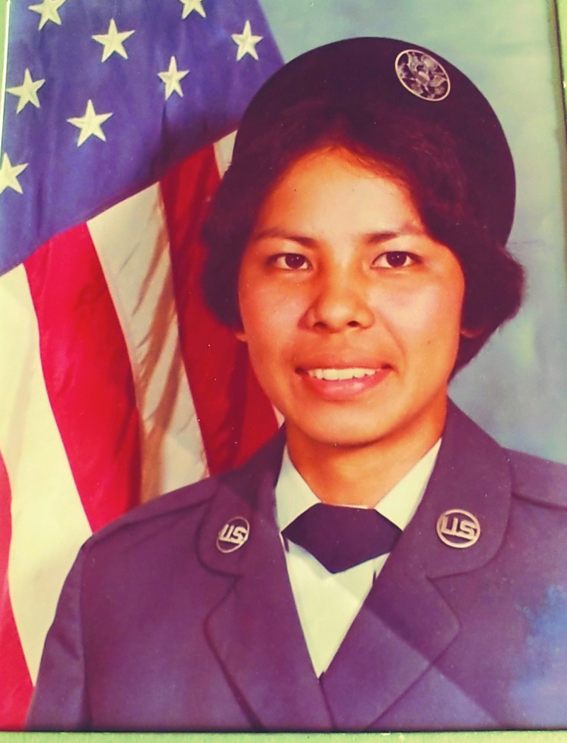 Nelia Woods: diary of a traveling service member