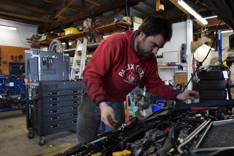 'The Shop' undergoes ownership change