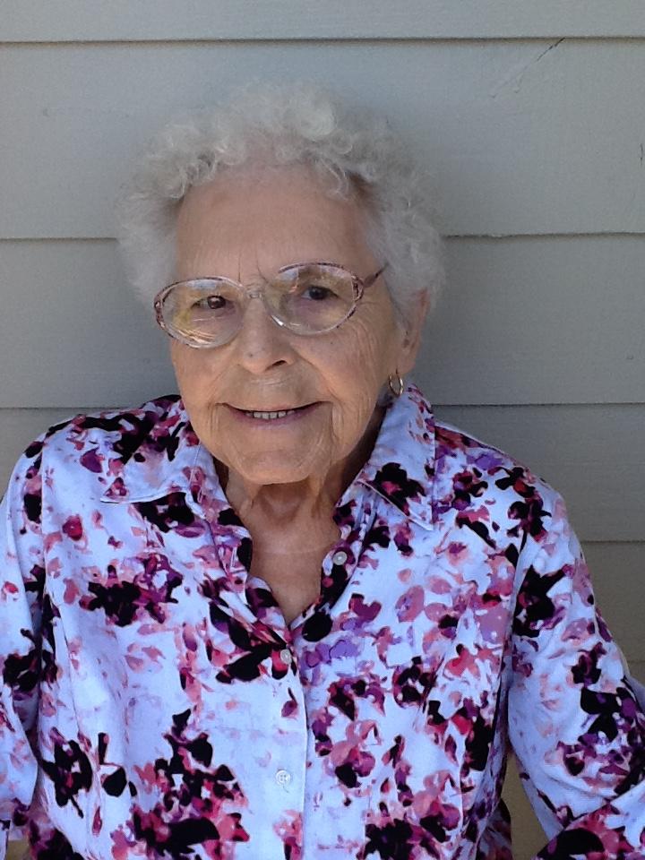 In Loving Memory of Edna (Tiny) Marie Watt