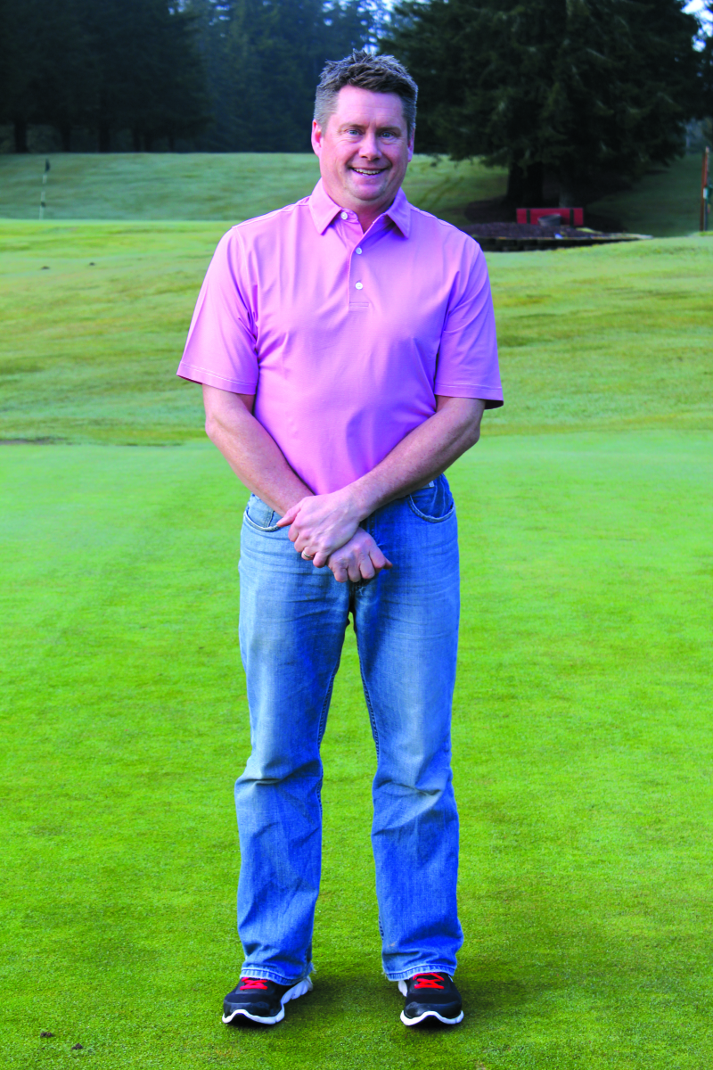 Highland Golf Course Cosmopolis gets new manager