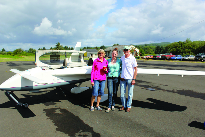 UFOs fly into Willapa Harbor Airport