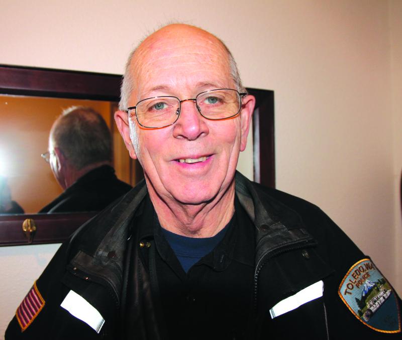 Pennington honored as Volunteer of the Year