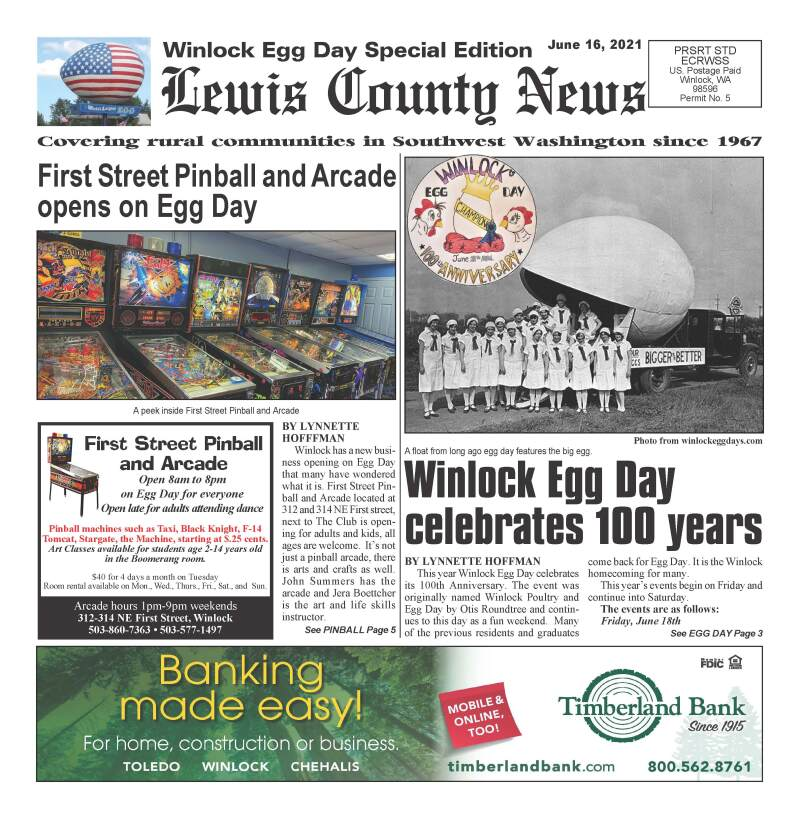 June 16, 2021 Lewis County News