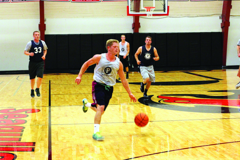 Willapa Basketball Association game results