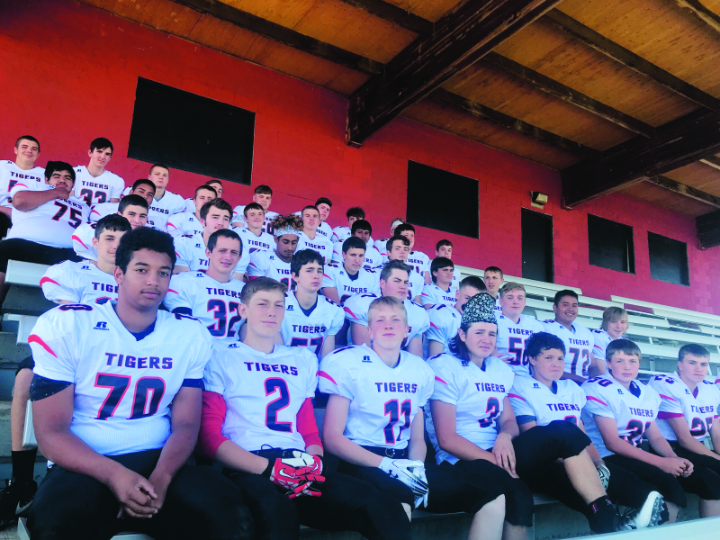 Napavine Football Team Places 2nd in State Championship