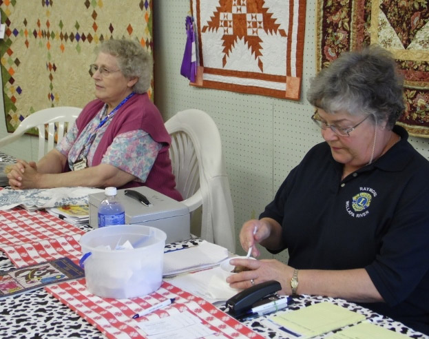 Sewing building registration, rules spelled out for fair