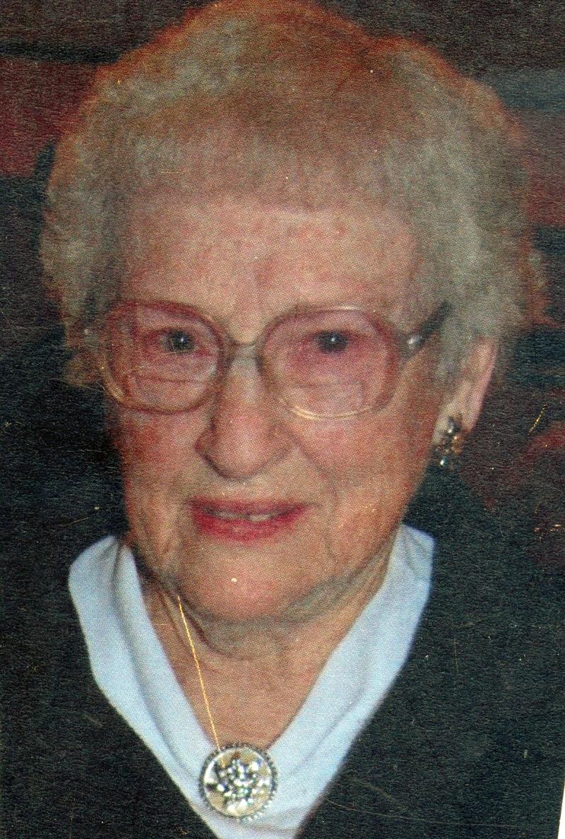 In Loving Memory of Rose Marie Muller