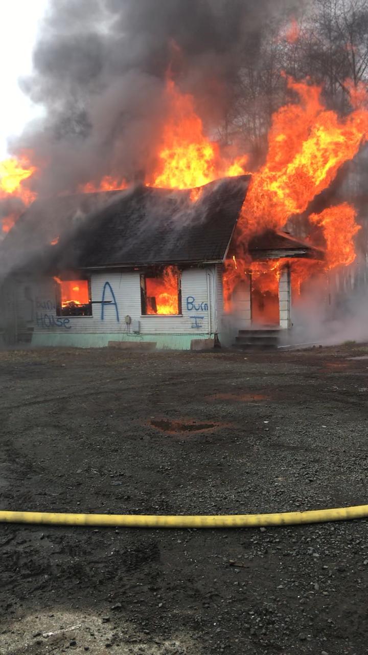 RFD Training Burn