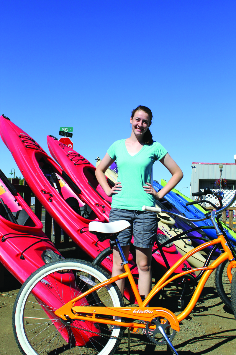 Willapa Paddle Adventures opens