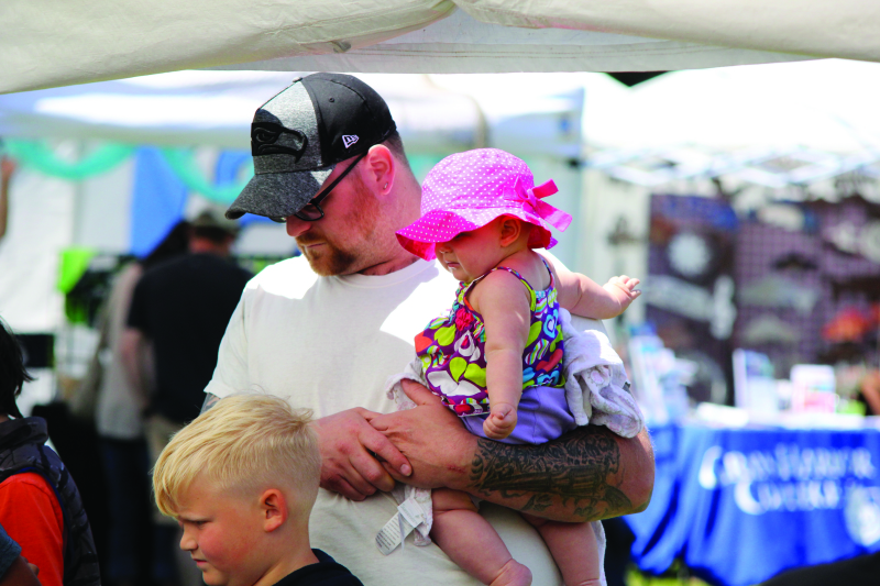 Garlic Festival brings in the First Day of Summer