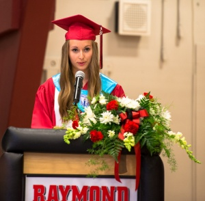 Pride, emotions, humor highlight RHS graduation