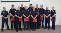 Napavine graduates a dozen firefighters after hosting 17-week academy