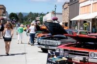 Car show survives Mountain Mania hiatus